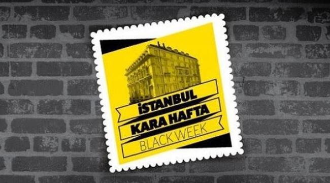 6. Kara Hafta İstanbul Festivali bu yıl çevrimiçi de izlenebilecek