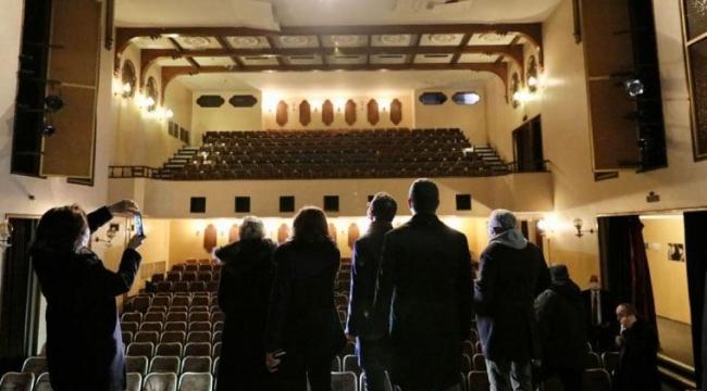 'Artık Kenter Tiyatrosu, İstanbul Büyükşehir Belediyesi'nin'