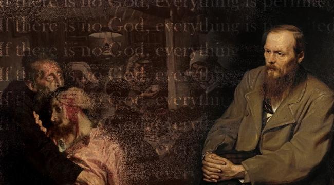 Aydınlıkla karanlık arasında bir deha: Fyodor Mihayloviç Dostoyevski