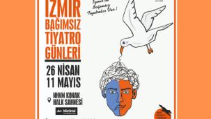 14 bağımsız tiyatro topluluğundan İzmir'de Bağımsız Tiyatro Günleri