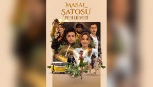 BluTV'nin ilk özel yapım çocuk dizisi Masal Şatosu 7 Mayıs'ta izleyiciyle buluşacak