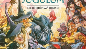 Diskdünya serisinden Türkçeye yeni kitap