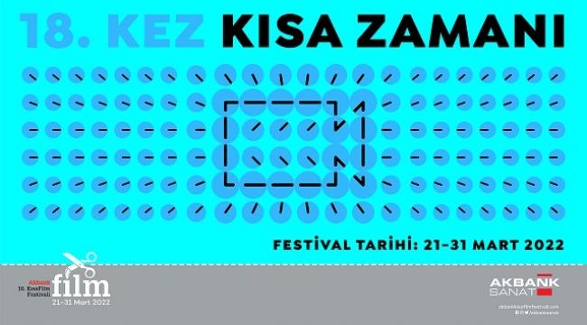 18. Akbank Kısa Film Festivali başvuruları başladı