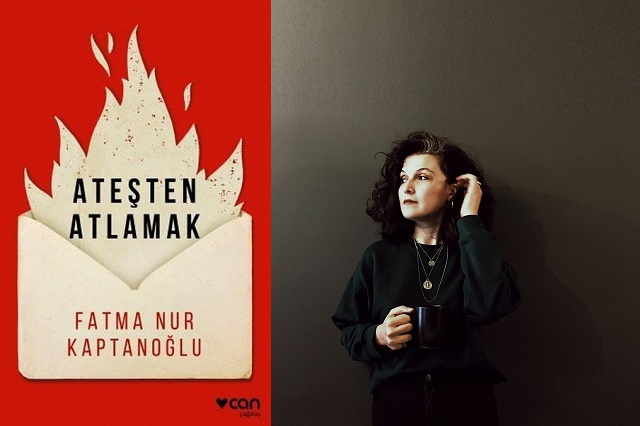 Fatma Nur Kaptanoğlu'ndan yeni öykü kitabı