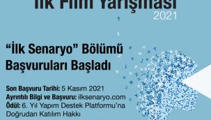 Denizbank İlk Senaryo İlk Film Yarışması'nda senaryo kategorisi başvuruları başladı