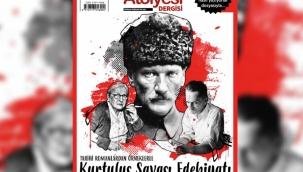 Edebiyat Atölyesi Dergisi 5. sayısıyla raflardaki yerini aldı
