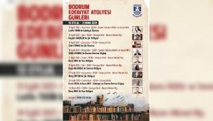 Bodrum'da Edebiyat Atölyesi Günleri