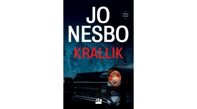 Jo Nesbo'nun Krallık romanı Türkçede