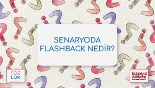 Senaryoda flashback nedir, nasıl yazılır?